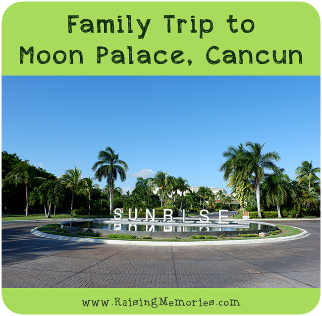 Blog Review of Moon Palace Resort in Mexico