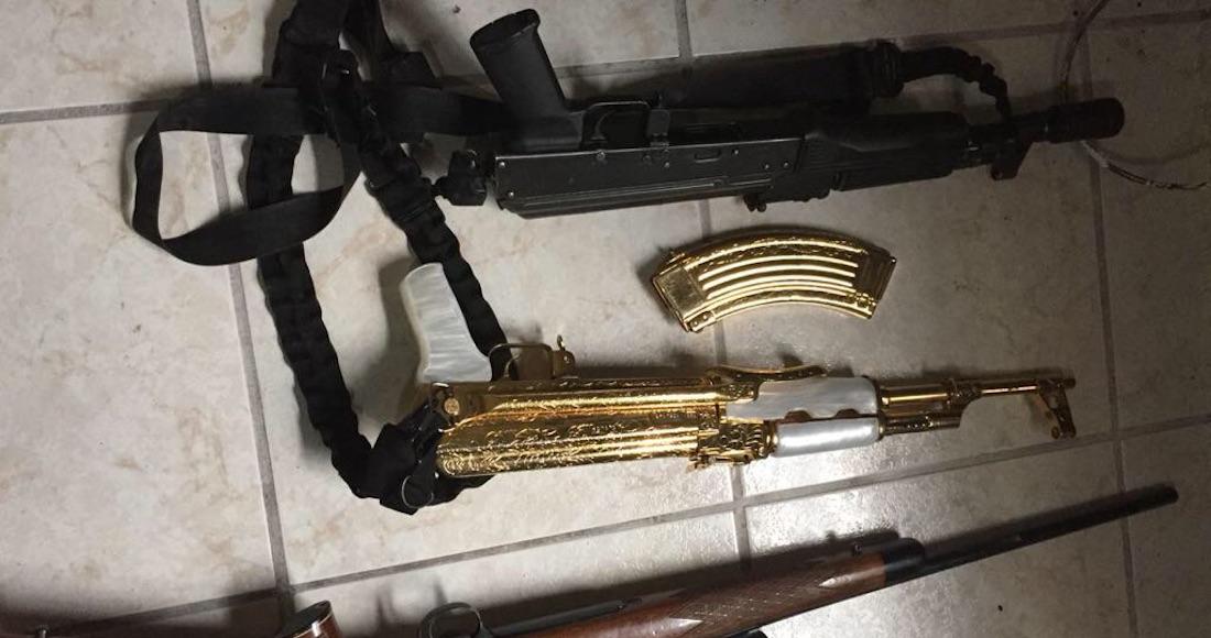 El operativo en Culiacán mostró que sicarios tienen armas que utilizan en el Ejército de EU y que son catalogadas como las más poderosas