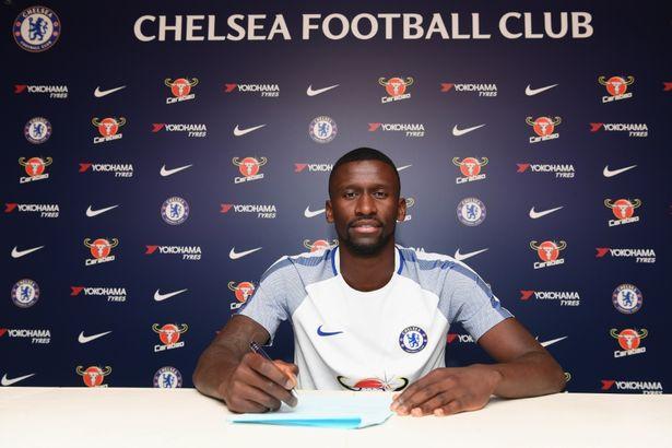 Chelsea Resmi Dapatkan Antonio Rudiger