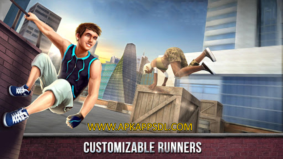 Download Parkour Simulator 3D Apk Mod v1.0 Full Version 2016