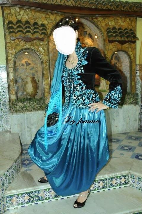 Karakou algérois moderne