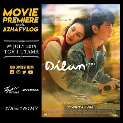 Link Dilan 1991 full movie 2019