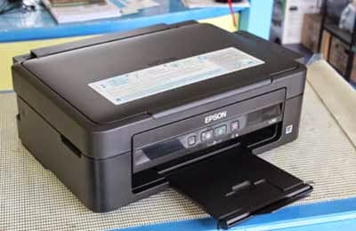 epson l210 reset ink level