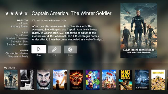 Turn your Apple TV into the ultimate media player with Infuse