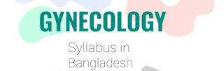 SYLLABUS FOR FCPS PART - I  EXAMINATION IN OBSTETRICS & GYNAECOLOGY
