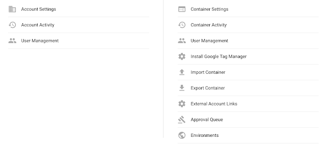 Google tag manager user management