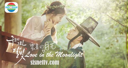 Love in the Moonlight Indosiar Minggu 5 Juli 2020 - Episode 2