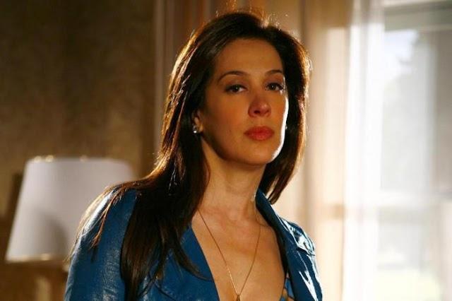 Com personagem dramática, Claudia Raia foi o verdadeiro destaque de A Favorita