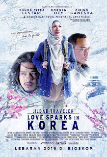 Jilbab Traveler Love Sparks In Korea ( 2016 )