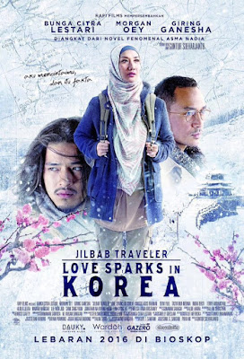 Download Jilbab Traveler: Love Sparks in Korea 2016 Bluray