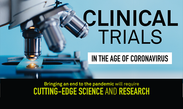 Clinical Trials during the pandemic