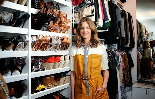 Аманда Брукс в Barney's New York