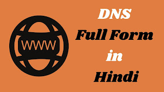 DNS Full Form And Meaning in Hindi