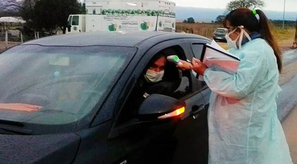 PACLIN | 2 Casos positivos de COVID-19 detectados en la zona norte encendieron las alarmas