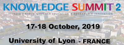 indo french knowledge summit 2019