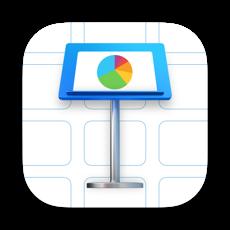Aggiornamento Keynote 10.3.8 per Mac