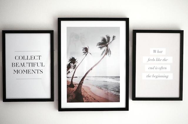 Home Styling Lovelaughslipstick Blog Desenio Prints