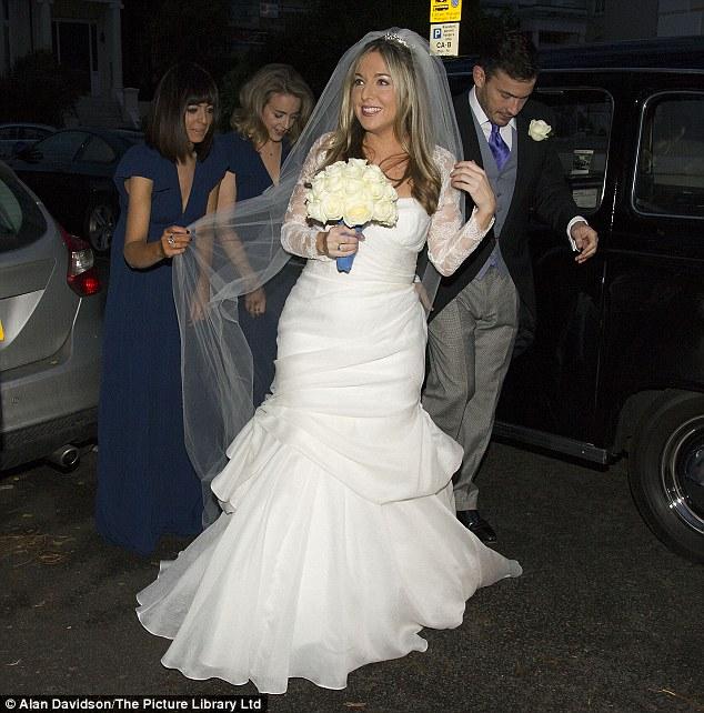 WEDDING COLLECTIONS: David Mitchell Marries Victoria Coren