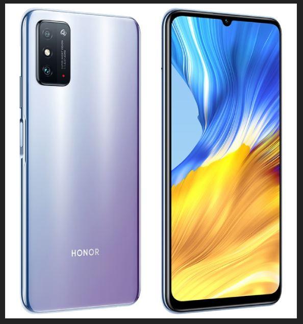 الاعلان رسميا عن هاتف Honor X10 Max 5G