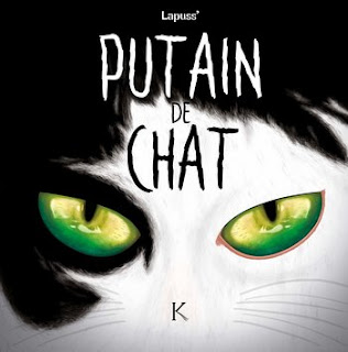 Putain de Chat tome 5 aux éditions Kennes