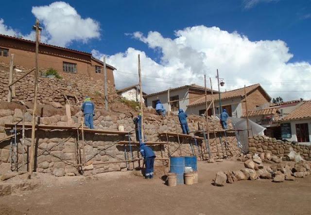 Inca farming terraces, enclosures discovered in Cusco