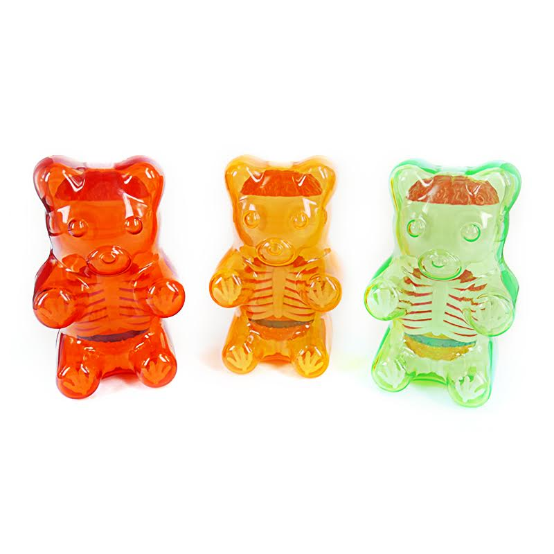 Come See Toys Incoming Mighty Jaxx Balloon Dogs Gummi Bears