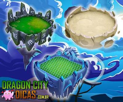 As Novas Ilhas foram Reveladas!