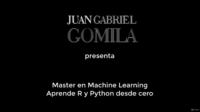 Master en Machine Learning - Aprende R y Python desde cero