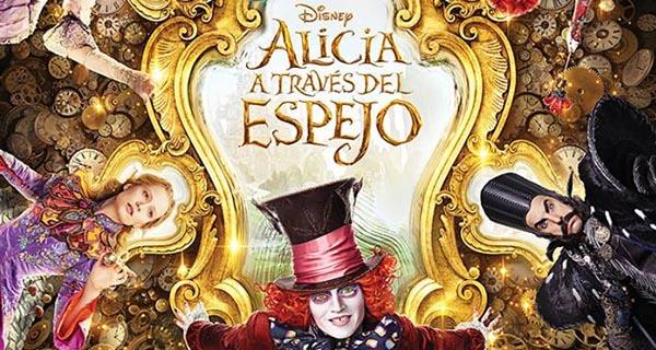 "Crítica de ""Alicia a través del Espejo"""