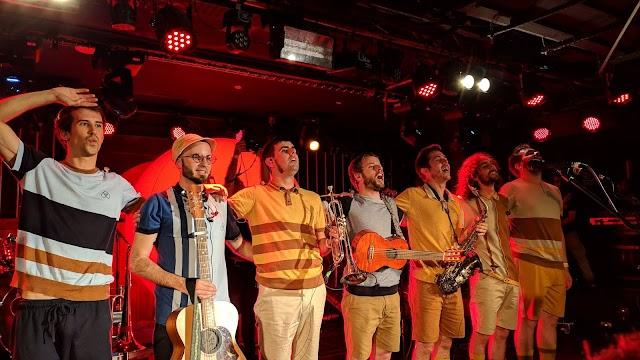 Oques Grasses, sinónimo de fiesta y diversión, de concierto en Madrid | CRÓNICA + FOTOGALERÍA