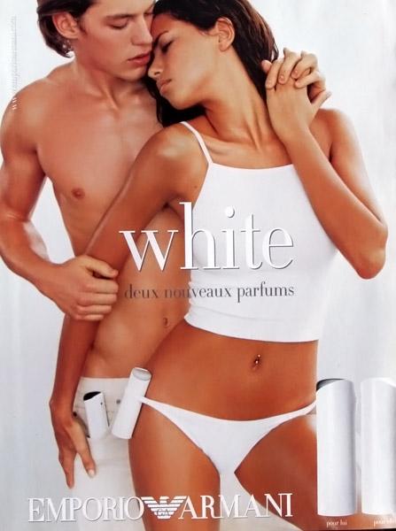 White (2001 - 2002) Giorgio Armani