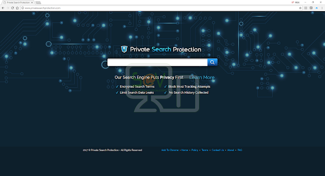 Privatesearchprotection.com (Hijacker)