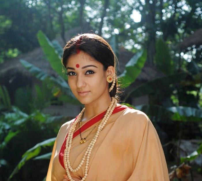 Sexy Actress Gallery: NAYANTHARA AS GODDESS SEETHA MATHA PICS