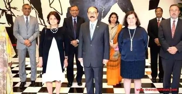 Indian Foreign Secretary Harsh Shringla to Visit UK on July 23-24