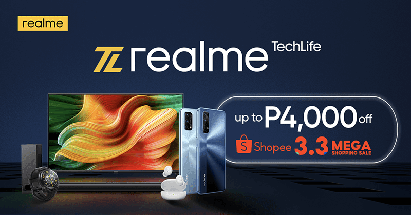 realme teases TechLife, Smart TV and Watch S Pro to launch on March 2