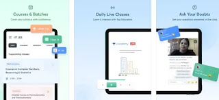 Unacademy-Learning App in Hindi