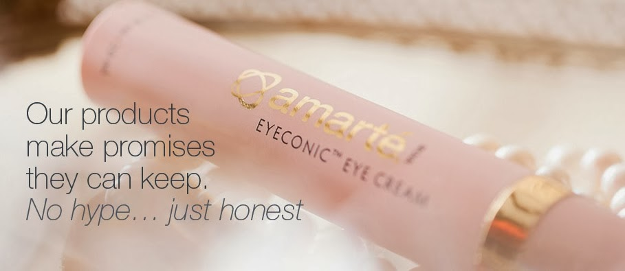 The Best of Everything For You: REVIEW: Amarte Skin Care - Love