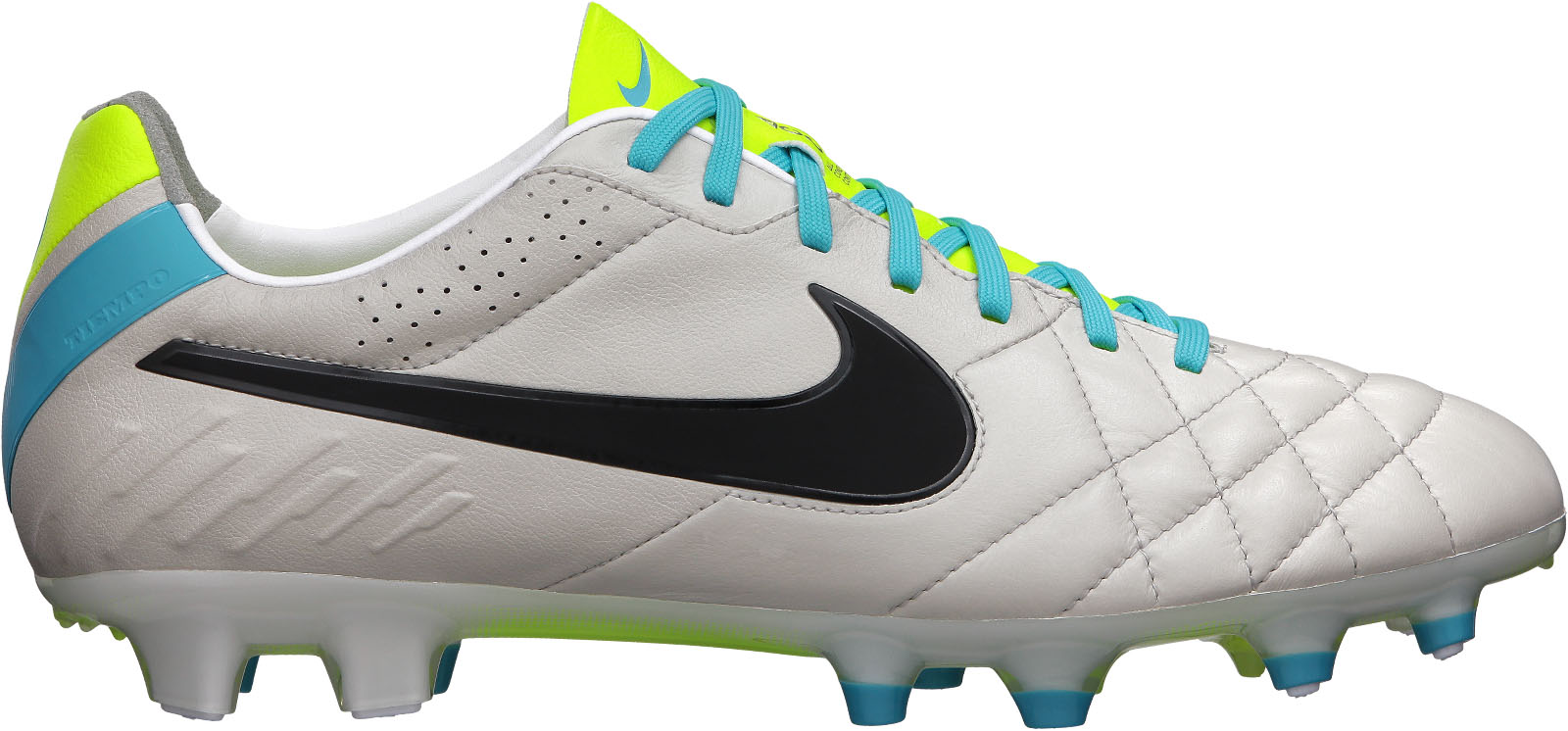 nike tiempo legend iv light bone yellow blue boot. Black Bedroom Furniture Sets. Home Design Ideas