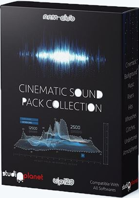 Sound Libraries – Studio Planet – Cinematic Sound Pack Collection [WAV]