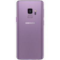 Samsung Galaxy S9 (rear)