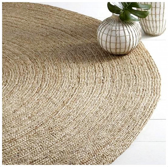 Em rita desastre alfombras de cuerda for Alfombras redondas ikea