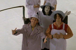 sinopsis film bill and teds bogus journey