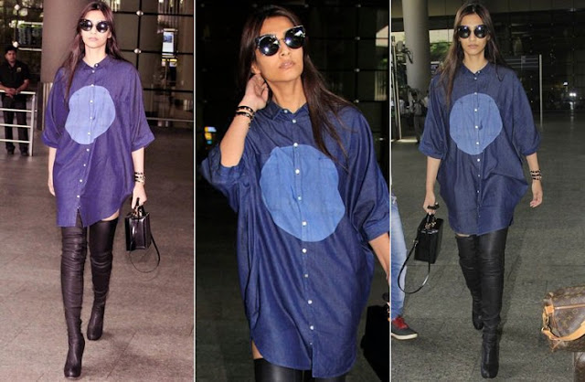 Wishing Mirror - Be Celebrity Spotted With The Best Airport Looks!
