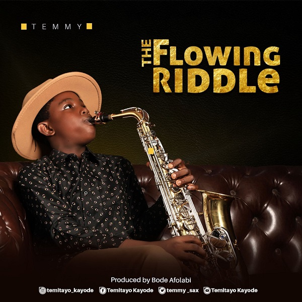 The Flowing Riddle – Temmy #Arewapublisize