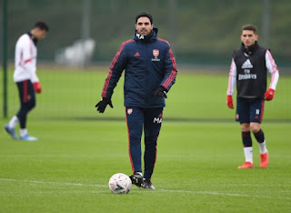 Arteta slams Arsenal players over 'unacceptable' defeat