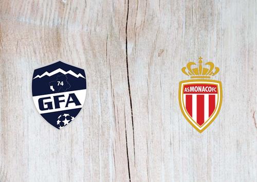 Rumilly Vallières vs Monaco -Highlights 13 May 2021