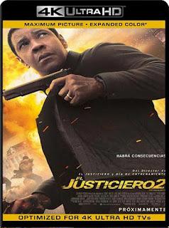 El Justiciero (2014) 4K 2160p UHD [HDR] Latino [GoogleDrive] chapelHD