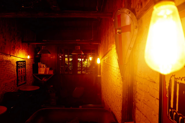 [天母酒吧] Hangout Cocktail Bar 悠閒放鬆的暇意小酒吧