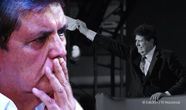 Alan García Pérez, expresidente de Perú, se suicida de un disparo