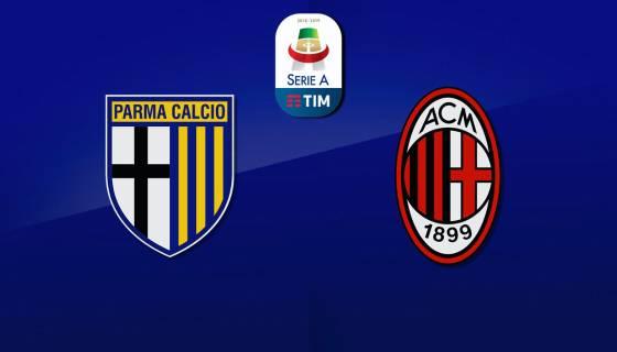 بث مباشر مباراة ميلان وبارما اليوم 15-7-2020 الدوري الإيطالي